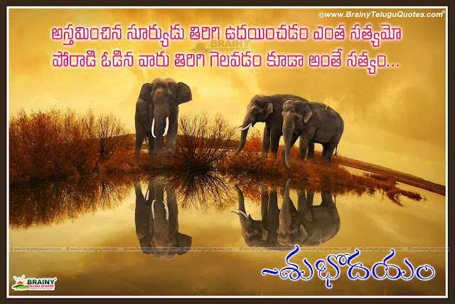 Here is a Good morning quotes in telugu, good morning, Inspirational quotes in telugu, Heart touching Quotes in Telugu, life quotes in telugu, Daily inspiring quotes in telugu, Inspiring telugu quotes, Inspiring lines in telugu, telugu motivational quotes, New Good Heart Quotes and Good Morning telugu Wishes online. Best telugu Language Good Morning WhatsApp Status Online,Best Telugu Good morning Greetings images, Telugu Good morning images wallpapers, cute Telugu good morning best Quotes and Messages online, Awesome Telugu Language Good Morning Wishes Top and Best Good morning Quotations online. Good morning Love Greetings in Telugu.