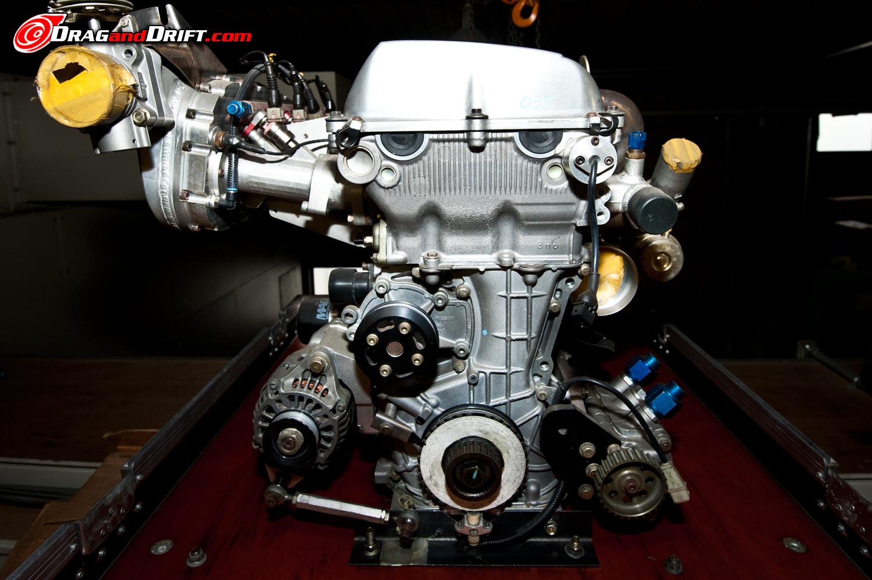 DRAGandDRIFT: GT300 Nismo Silvia SR20DET engine for sale