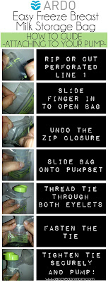 Ardo Storage Bags