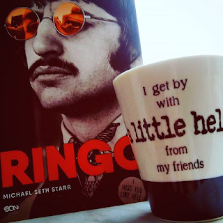 biografia ringo starr kubek the beatles