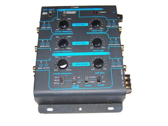 Car Audio Equalizer: Music System