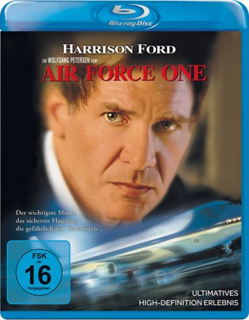 Air Force One (1997) Dual Audio Hindi 720p BluRay x264 900MB Full Movie Download