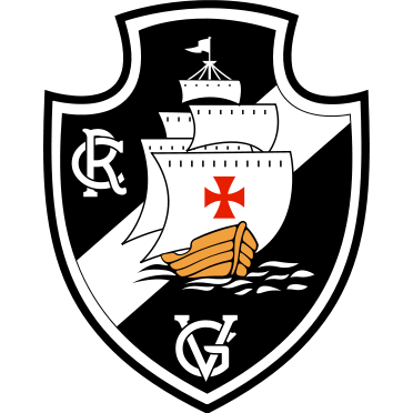 Logo Klub Sepakbola Vasco da Gama PNG