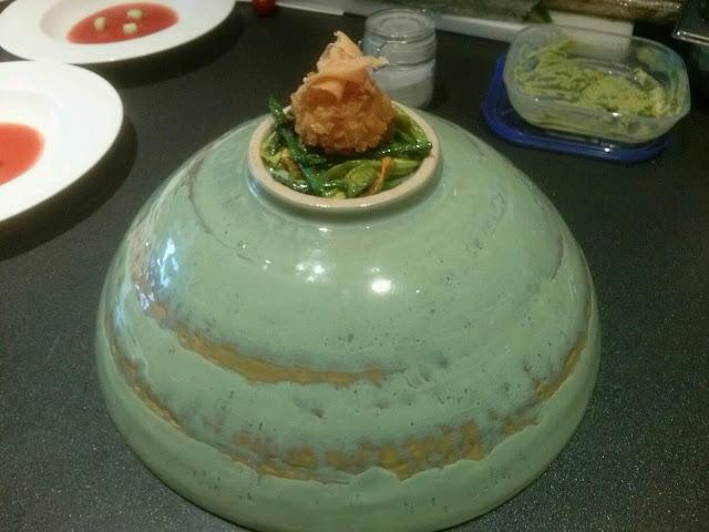 uovo pochè croccante dello chef giuseppe raciti