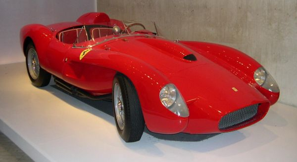 most expensive car ever sold at auction 1957 ferrari 250 testa rossa beats world record world. Black Bedroom Furniture Sets. Home Design Ideas