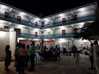 Inauguran moderno  complejo habilitaciónal  en Pedernales