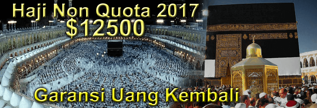 Biaya Umroh 2016