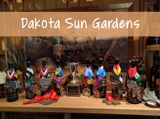 Dakota Sun Gardens Winery