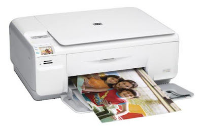 HP Photosmart C4480 All-in-One Printer Drivers Download