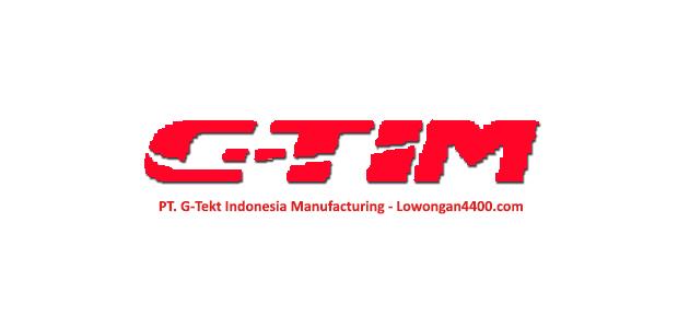 Lowongan Kerja Karawang Bulan Juli 2017 PT. G-Tekt Indonesia ( Via Email )