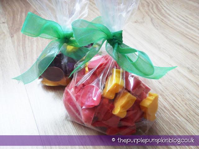 Candy Melt Easter Candies | The Purple Pumpkin Blog