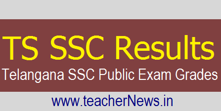 TS 10th Class Results 2019 Download | Telangana SSC Public Exam Grades @ Manabadi, bse.telangana.gov.in