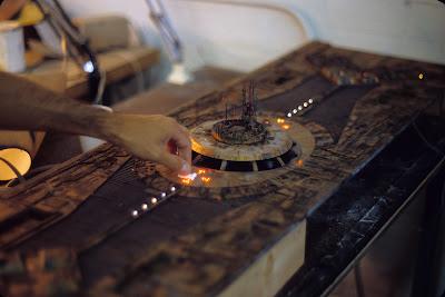 Maquetas Blade Runner
