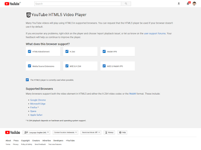 YouTube HTML5 Video Player