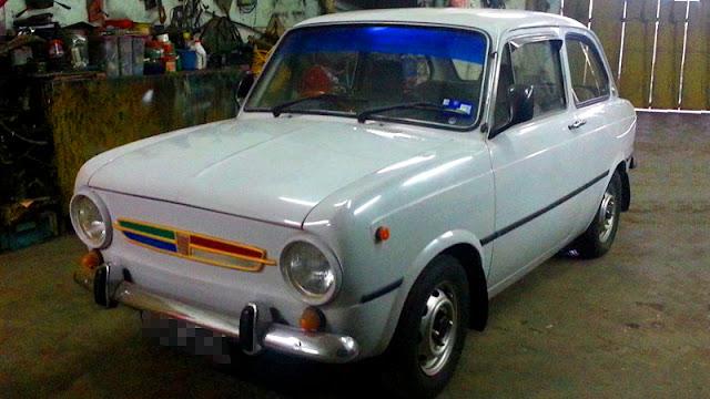Fiat 850 imut
