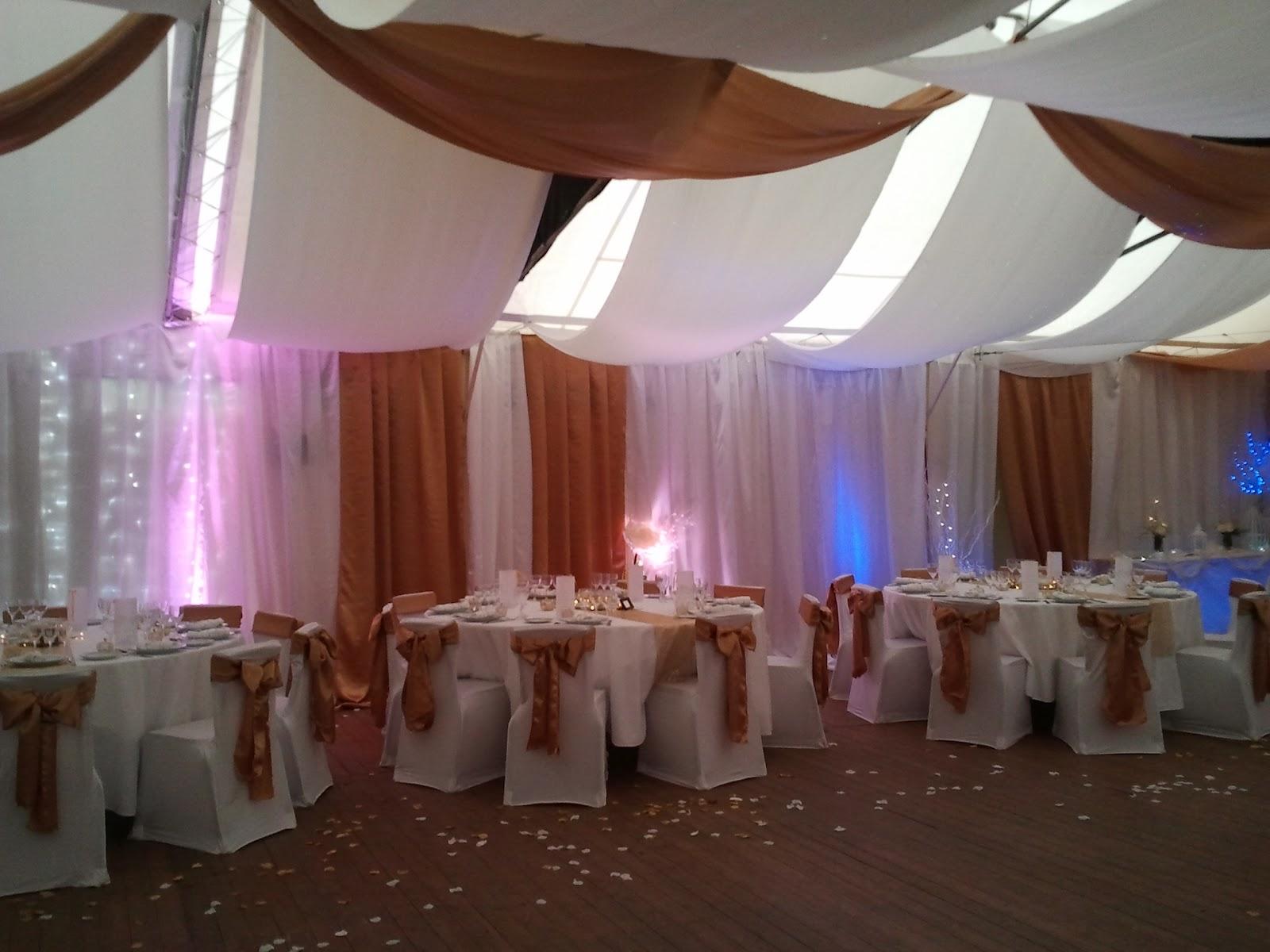 decoration pour salle mariage fete reception janvier 2011. Black Bedroom Furniture Sets. Home Design Ideas