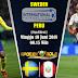 Agen Piala Dunia 2018 - Prediksi Sweden vs Peru 10 Juni 2018
