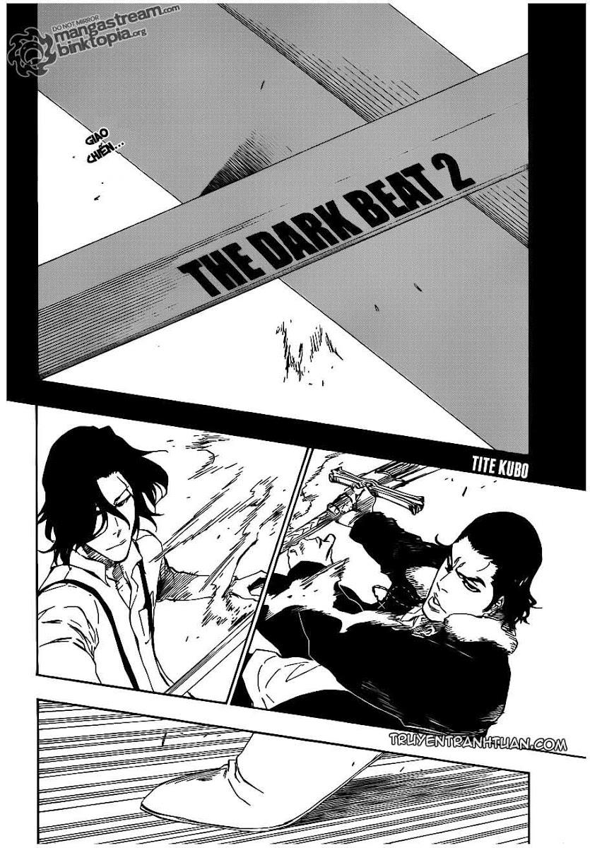 Bleach chapter 446 trang 8