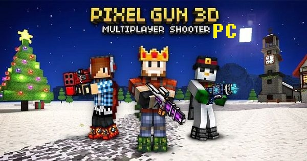 Download Pixel Gun 3D for PC – Pixel Gun 3D on PC Free Game