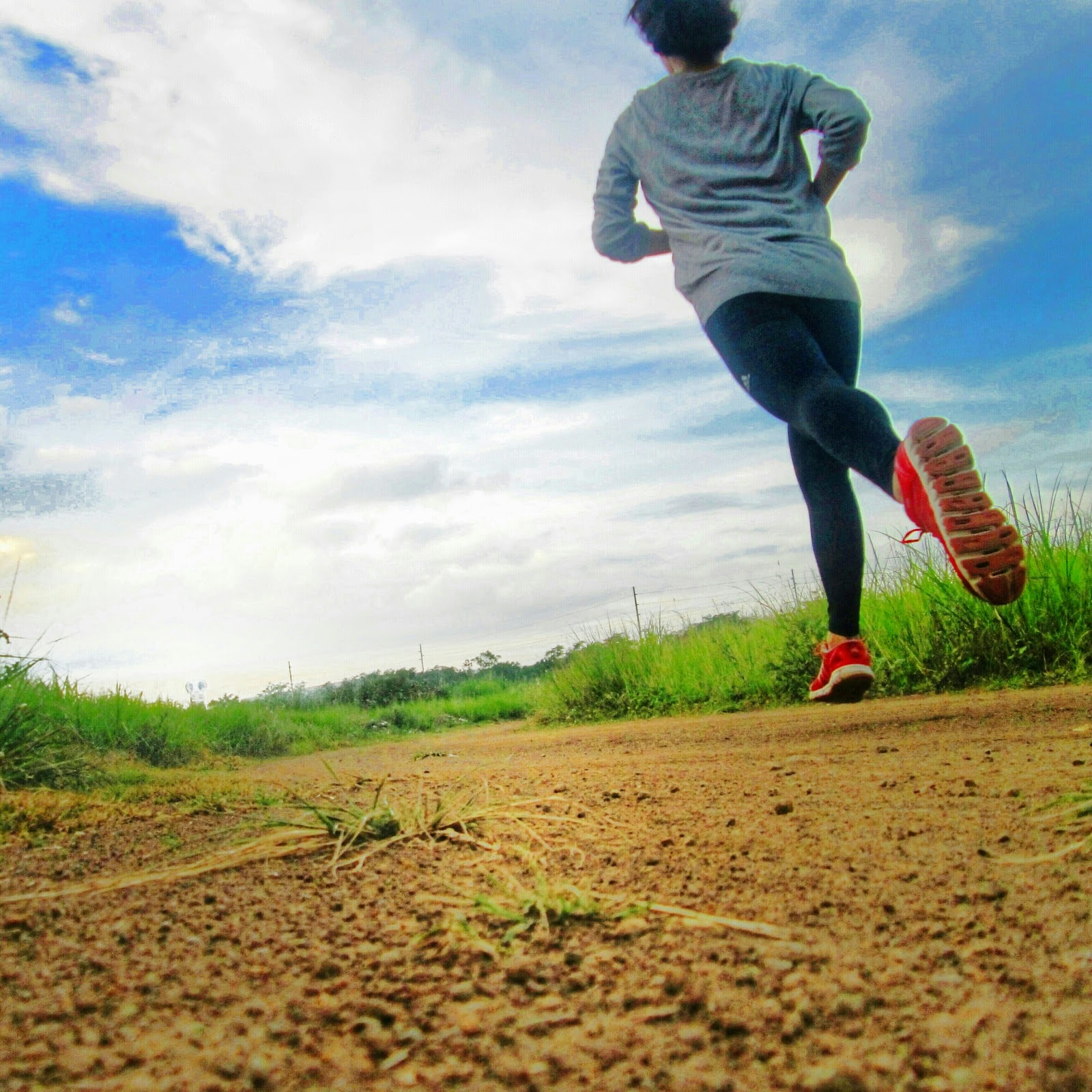 Trail Running in Macapagal, Cagayan de Oro City