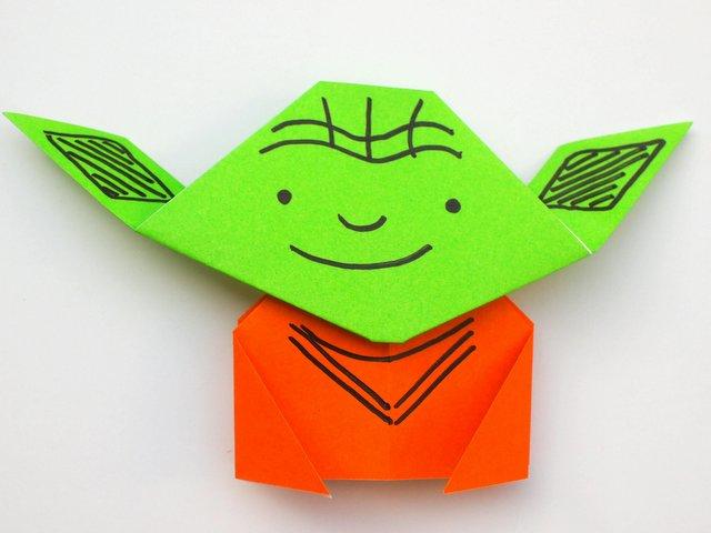 Tutorial origami yoda - Origami grenouille sauteuse pdf ...