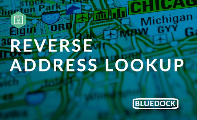 reverse address lookup residentil, usps,