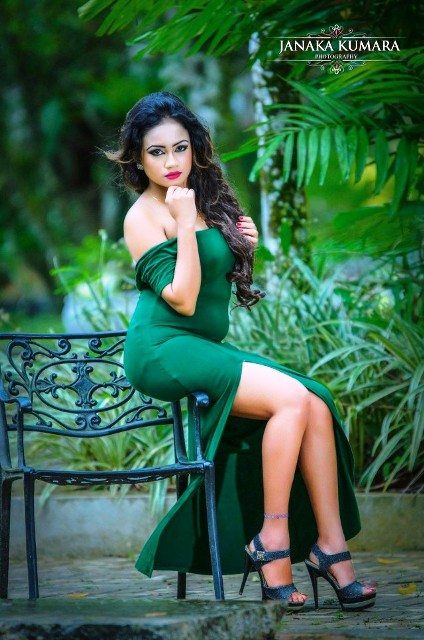 Hasha rekshini, Sri Lankan Models Photo
