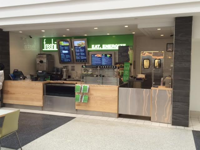 Healthy Fast Food Stores