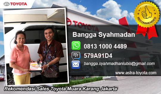 Toyota Muara Karang Jakarta