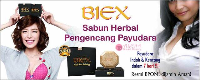 Sabun Pengencang Payudara BIEX Original Breast Soap