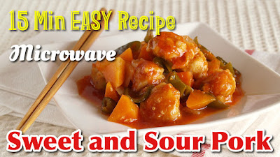 15 Min EASY Sweet and Sour Pork