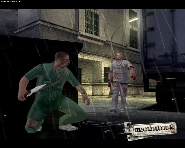 Manhunt 2 PC Full Version Screenshot 2