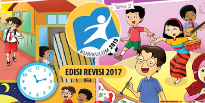 Download Buku K13 Kelas 2 MI/SD Edisi Revisi 2017