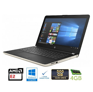 Laptop HP 15-bw000AU Baru Di Malang