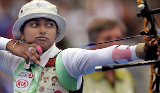 deepika kumari Indian athlete world cup gold medalist