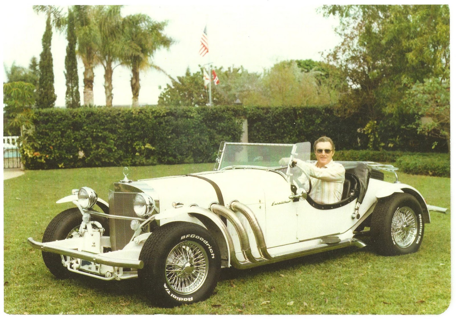 Gatsby Car: THE MAYBELLINE STORY : The Gatsby Lifestyle During The 1970s