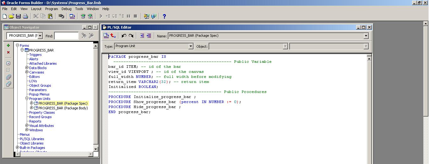 Program error updating 12163