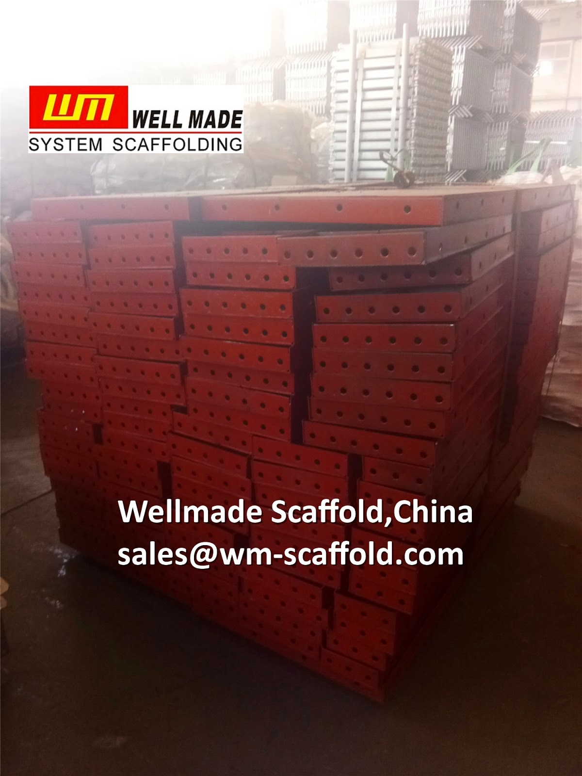 Formwork Metal Panels Metal Shuttering Material-Wellmade Scaffold,China