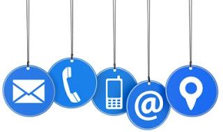 Alamat dan Nomor Telepon yang Jelas