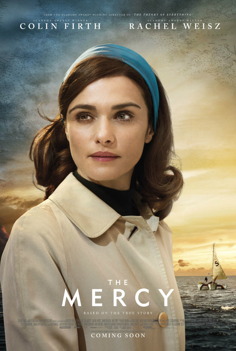 the mercy rachel weisz poster