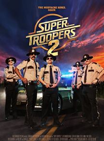 Super Troopers 2 (2018) - Legendado