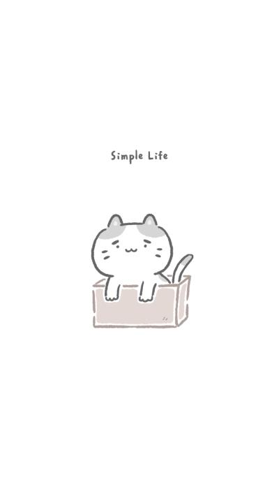Cat Nono-Simple Life