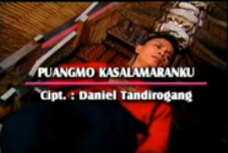 Lirik Lagu Puangmo Kasalamaranku (Daniel Tandirogang)