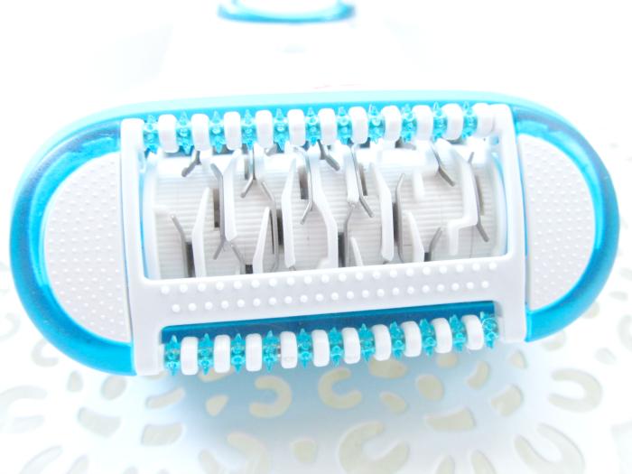 Braun Silk-épil 9 Wet & Dry Epilierer Massage Aufsatz & Pinzetten
