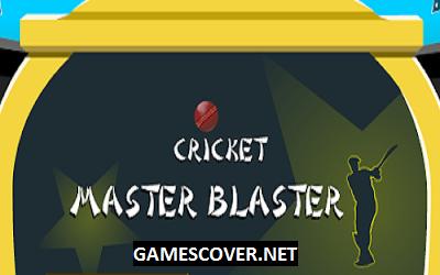 Play Cricket Master Blaster Game