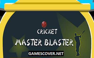 Play Cricket Master Blaster Game