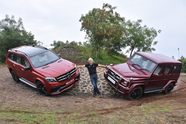Mercedes-Benz drives in over 1150 BHP in a day; launches its most luxurious performance SUVs in India- the Mercedes-AMG G 63 'Edition 463' and Mercedes-AMG GLS 63