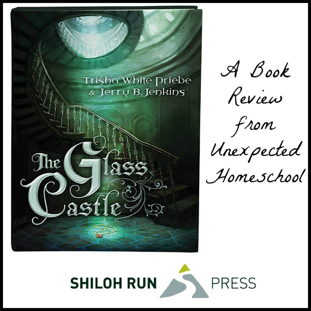 {Review} The Glass Castle by Trisha White Priebe and Jerry B. Jenkins