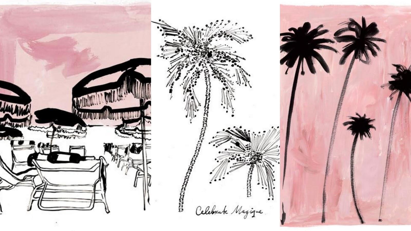 Hotel Magique Print