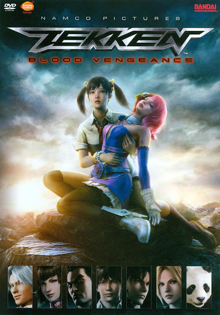 Download Tekken: Blood Vengeance (2011) Subtitle Indonesia
